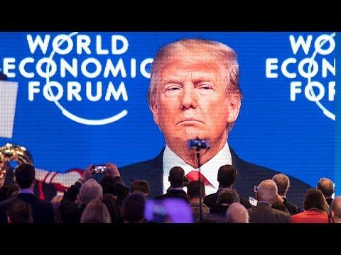 President Trump's full speech to World Economic Forum