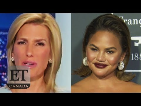 Laura Ingraham Piers Morgan Slam Chrissy Teigen's Time 100 Inclusion