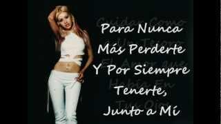 Christina Aguilera- Cuando No Es Contigo (Con Letra) HD