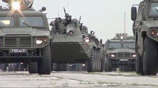 Россия проводит учения в ответ на действия украинской власти и НАТО