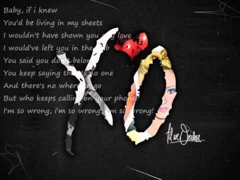 The Weeknd - Twenty Eight (Lyrics)
