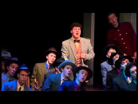 Sit Down You're Rocking the Boat   Guys and Dolls, Fairview High School 2015