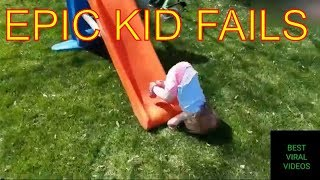 epic kids fails - funny kids fails compilation 2018 - funny kids videos | funny vines
