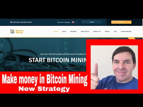 How to make money in bitcoin mining in South Africa and rest