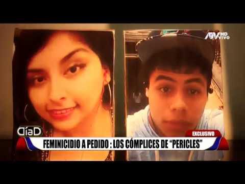 Feminicidio a pedido: Los cómplices de 'Pericles'