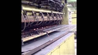 EVG G95 Automatic Mesh Welding Line
