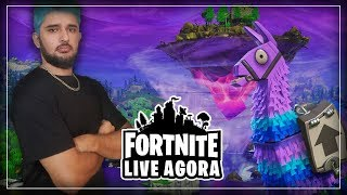 🔴 LIVE FORTNITE LIVE-BORA SAVE THE WORLD AT THE FERIADAO