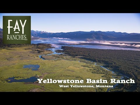 Montana Land For Sale | Yellowstone Basin Ranch | West Yellowstone, MT | Recreational Paradise
