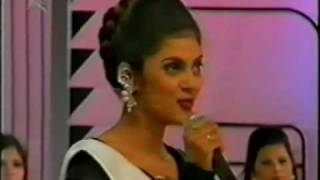 Femina Miss India 1994 - Crowning Moment