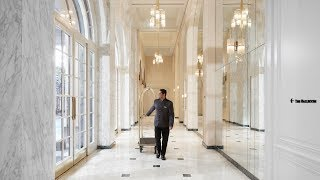 Golden History at Beverly Wilshire, Beverly Hills (A Four Seasons Hotel)