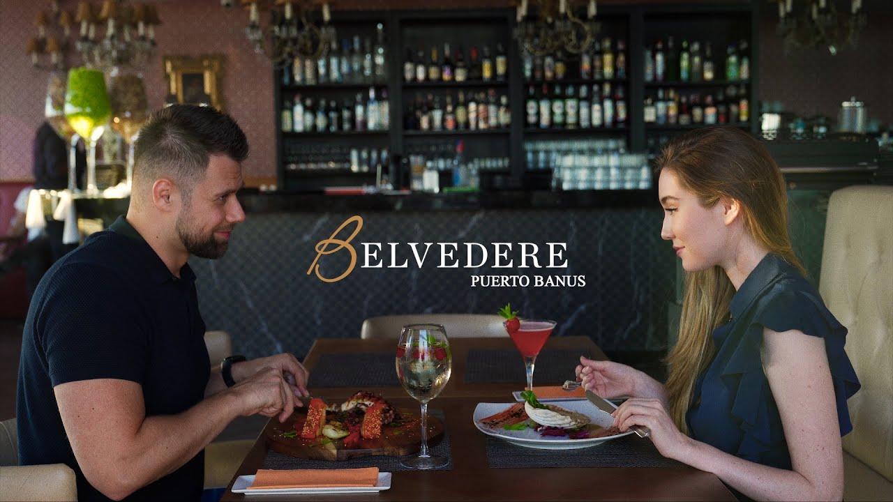 Belvedere Restaurant & Pizzeria. Puerto Banús, Marbella