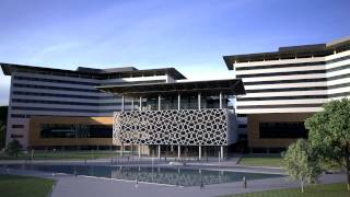 1550 Yataklı Adana Şehir Hastanesi Sağlık Kampüsü (Proje Revizyonu)