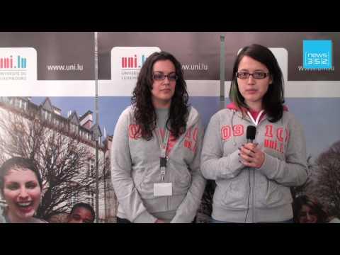 Entrez à l'université de Luxembourg