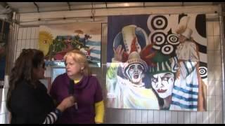 Antena Hispana T V Joyas Mapuche Art Club Uruguayo   YouTube