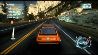 nfs the run multiplayer mixed competition julho 2014