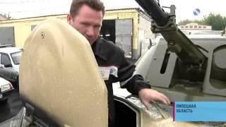 Снова готовы к бою. Автослесари Ельца бесплатно восстанавливают военную технику времен ВОВ
