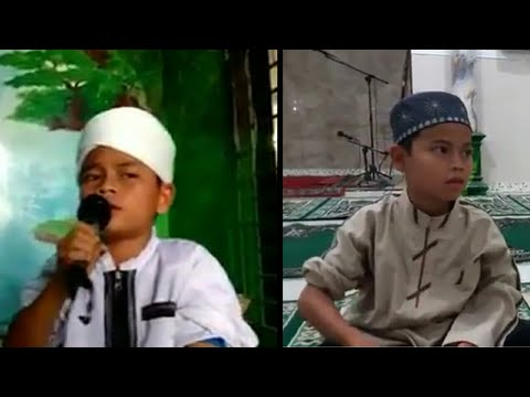 LAGI..! Suara Merdu Santri Hafidz Cilik, Setiap Orang Tua Pasti Pengen Punya Anak Seperti Ini