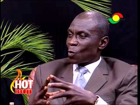Hot Issues with Lawyer Kwame Gyan - 1/2/2014