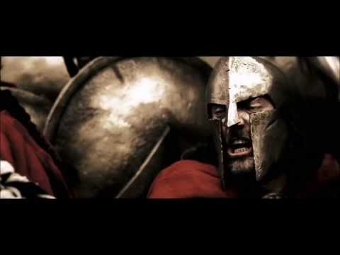 300 Rise of an Empire - First Battle Scene...