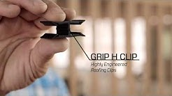 Advance H Clips For Roof Sheathing - Grip H Clip
