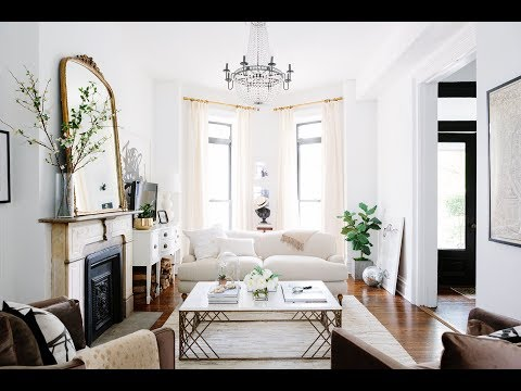 Home Tour ||  Everygirl Cofounder Alaina Kaczmarski's Chicago Greystone