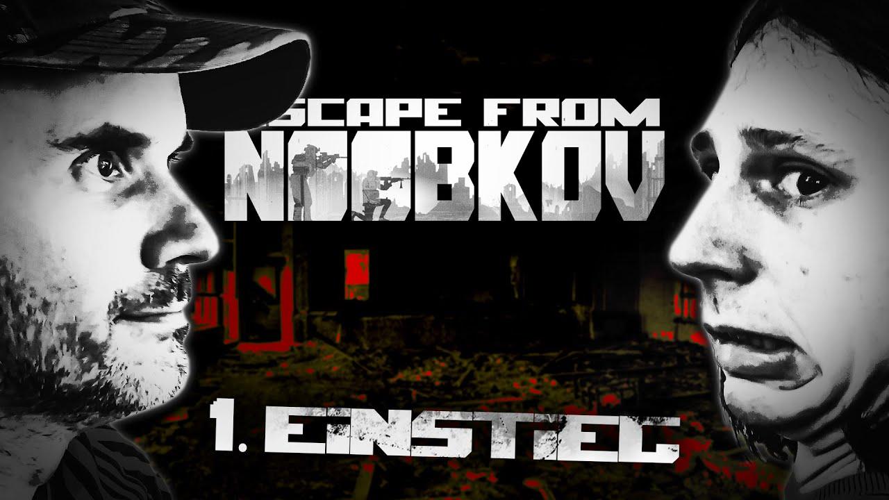 Download Straight to Tarkov-Pro: Dennis zeigt Valentin den Einstieg   Escape from Noobkov