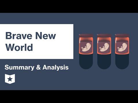 Brave New World | Summary & Analysis | Aldous Huxley