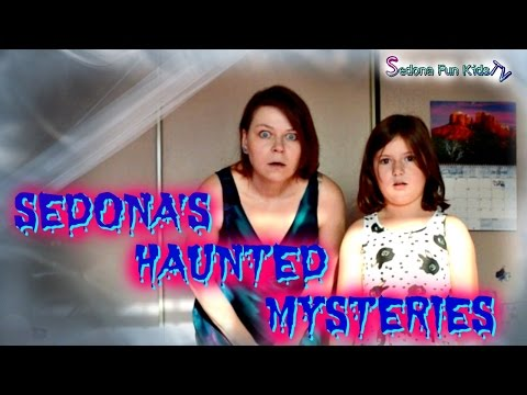 Breaking the Spell: Sedona's Haunted Mysteries S01 E08 | Sedona Fun Kids TV