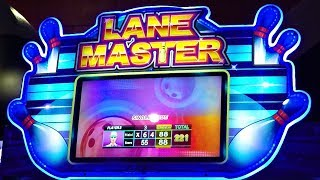 Arcade Game Mini Bowling Kids Challenge - Lane Master!