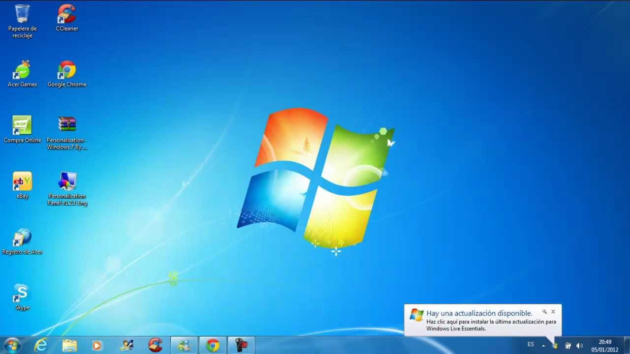 programa para activar aero en windows 7