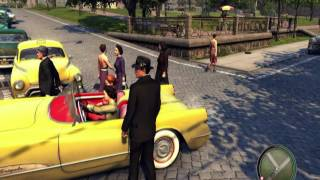Mafia 2 - PC Gameplay ITA HD