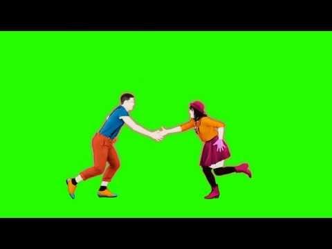 Just Dance 2015 - Me And My Broken Heart - Greenscreen Extraction