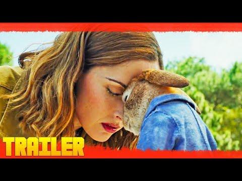 Peter Rabbit (2018) Nuevo Tráiler Oficial #3 Español