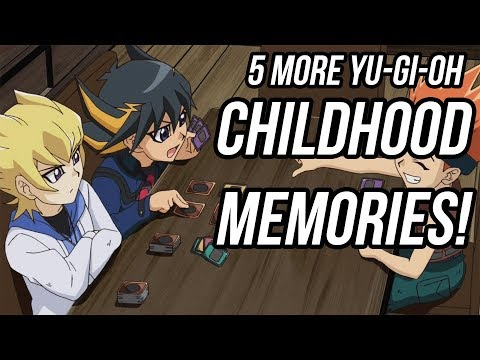 *WARNING: Prepare Your Ears!* 5 Yu-Gi-Oh Memories Every Player Knows!