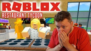 THE BEST CHEF! -Roblox Restaurant Tycoon English Ep 8