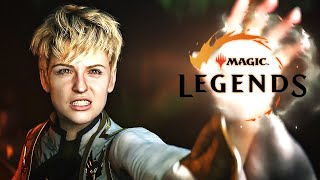 Magic: Legends - Official Cinematic Teaser Trailer | The Game Awards 2019