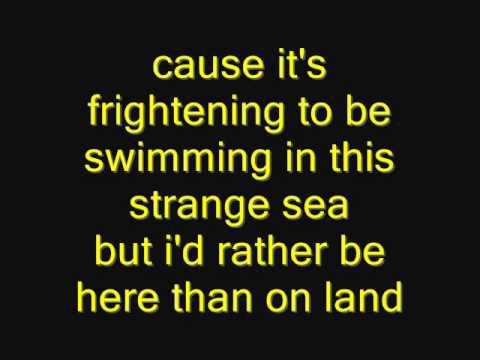Out Of my league - lyrics