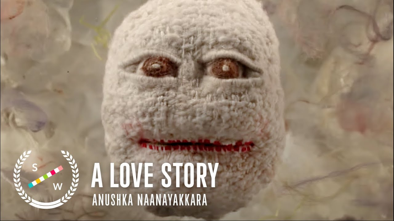 A Love Story | BAFTA-winning Short Animation Film by Anushka Naanayakkara