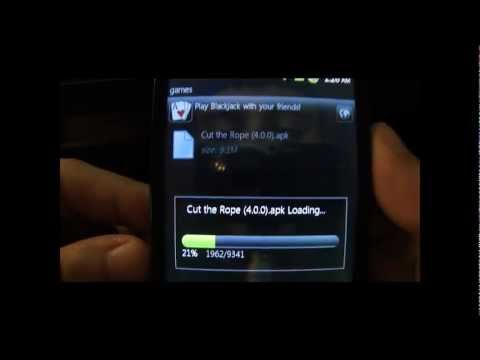 Download Free Paid Android Market Apps (How To)