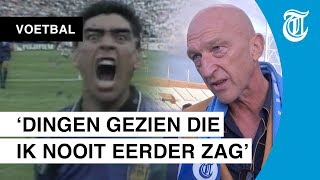"""Wilfried de Jong zag documentaire over Diego Maradona: """"Beste voetballer ooit"""""""