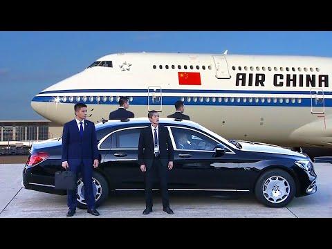 President Xi Jinping Arrives in Macao - Presidente Xi Jinping Chega a Macau