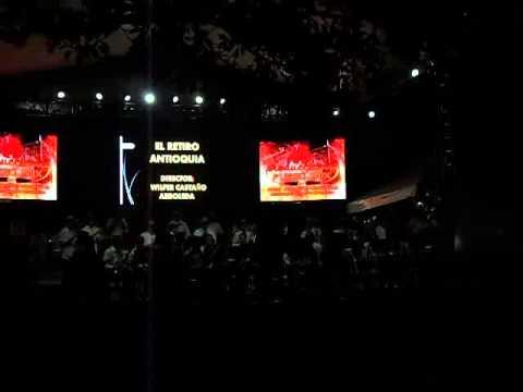 Banda Sinfónica de El Retiro - María Teresa (Carlos Vives)