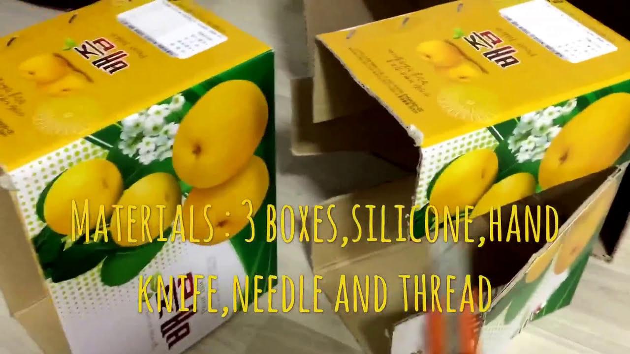 Diy Car Toy Organizer Organizador Para Carros De Juguete Youtube