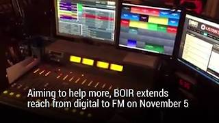 Canadian Internet Station Now Broadcasts in FM Radio