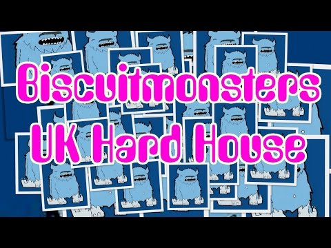 cheeky boys 2ounce of bounce biscuitmonsters uk hard house mix