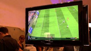 PES 2015 GamesCom #4 Gameplay - Germany vs Holland [HD] 60 FPS - PS4/XboxOne/PC
