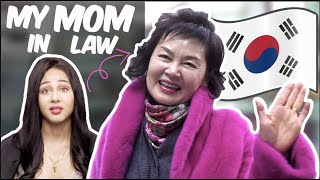 What it's like Having a Korean Mother-in-Law as a Western Woman?
