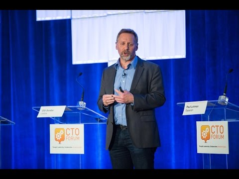 Bret Hartman - Cybersecurity In The Age Of The Internet Of Things