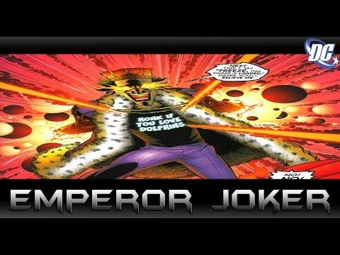เมื่อ Joker ได้พลังเทพจะเกิดอะไรขึ้น!- Comic World Daily
