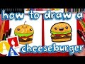 How to draw a funny cheeseburger mp3